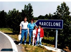 Travelling Kid Barcelona