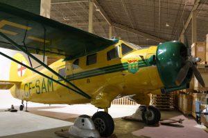 WDM Plane