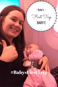 Baby's First Trip - Baby E