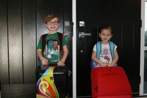 Packing Kids 5
