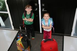Packing Kids 3