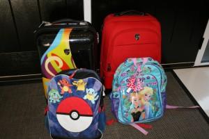 Packing Kids
