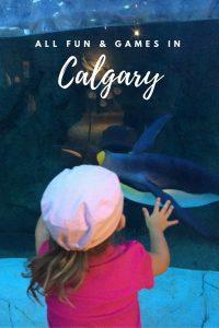 All Fun & Games in Calgary
