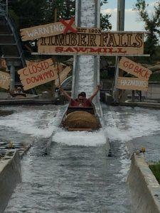 Calgary Log Ride 2