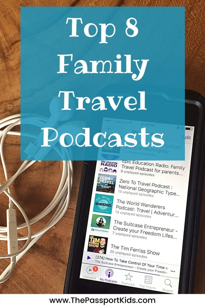 Find out what the Best Family Travel Podcast are from those who travel with their families.