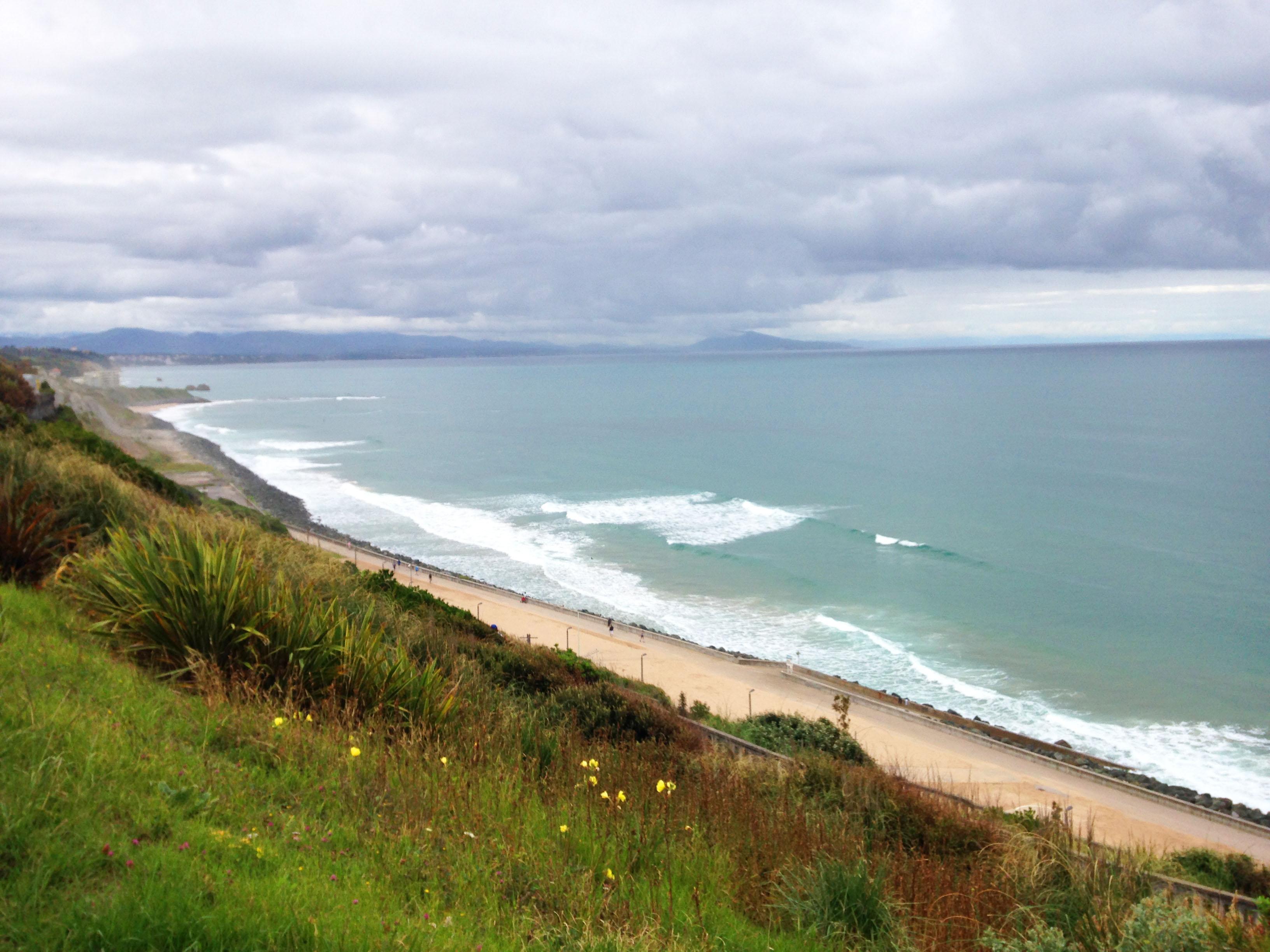 Biarritz Surf Beach The Passport Kids