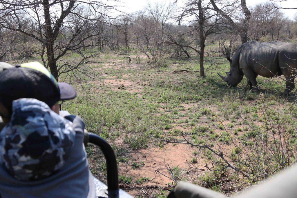 Children Africa Safari