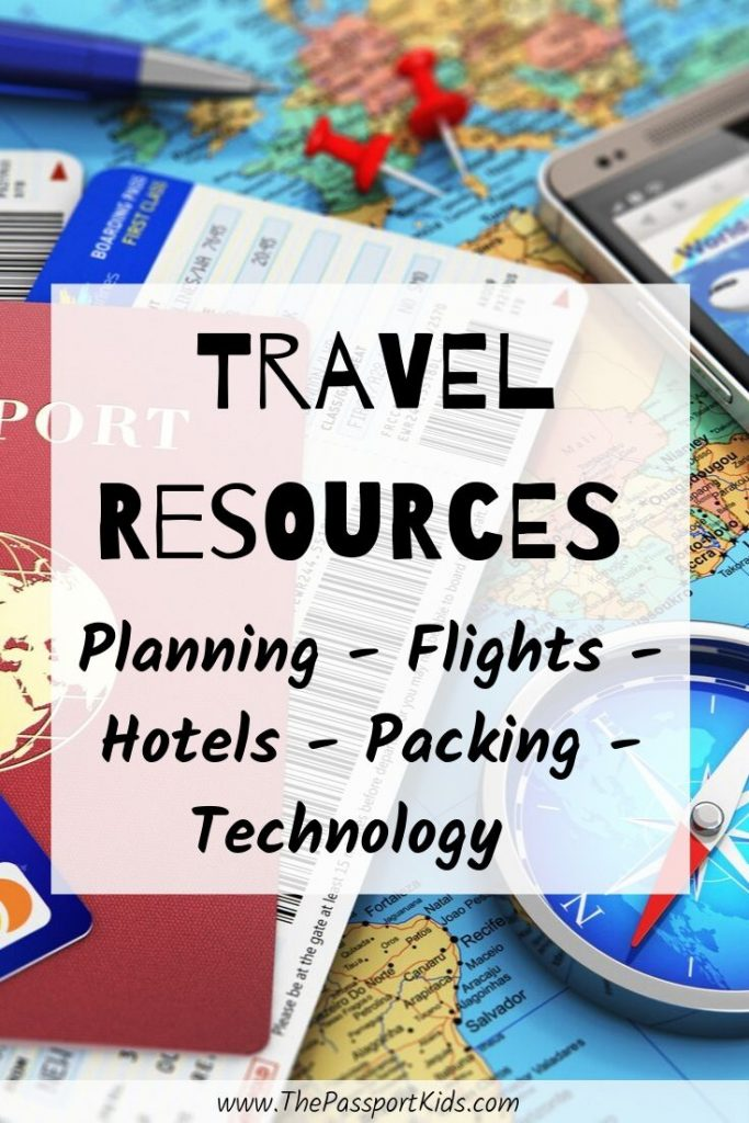 World Travel Resources- All the things you need to plan you next vacation. Flights, hotels, planning, packing, accommodations, and technology. #packing #planning #travel #flights #hotel