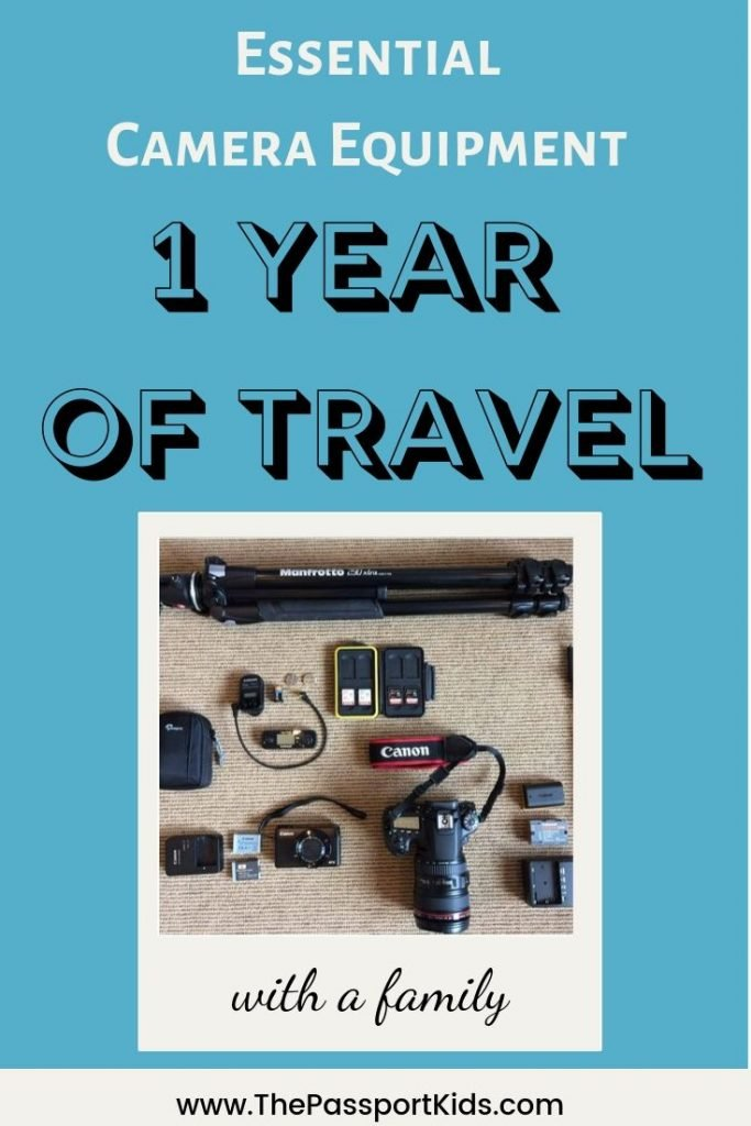The best camera gear and equipment that I use for travel photography, videography and everyday with my family. Everything fits in one day backpack! Find out what I took on my 1 year of full time travel around the world. #cameragear #camera #photography
