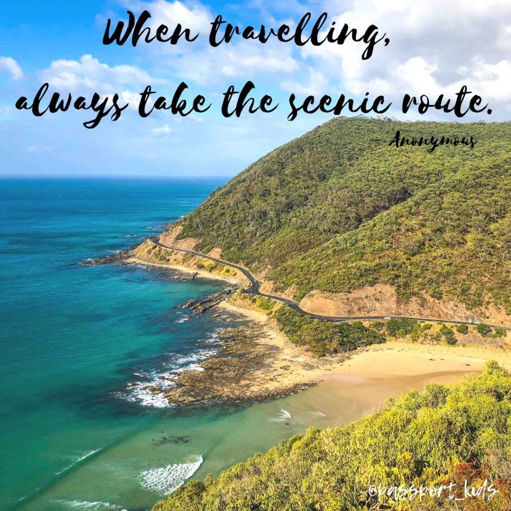 Looking for some motivational Family Travel Quotes? We've put together all our favourite quotes about traveling, inspirational travel quotes and family trip quotes that we love. We've paired them with pictures from our world trip to help inspire other families to travel with kids more. Ready to use inspirational travel quotes. #familytravelquotes #travelquotes #inspirationalquotes #tripquotes