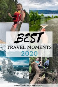 Best Travel moments 2020