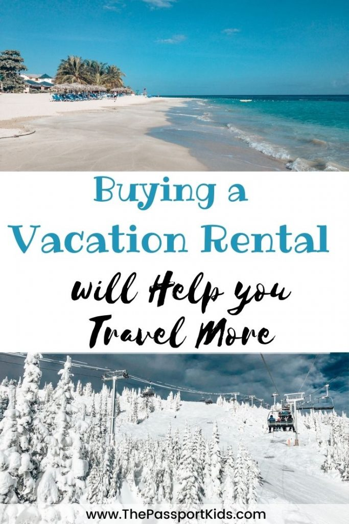 Why investing in vacation rentals will help you travel more? Find out how we bought a vacation rental property to help us travel more. Including rental income, investment, home swaps and long-term future travel planning. #propertyinvestment #vacationproperty #vacationrentals #houseswap #rentalincome
