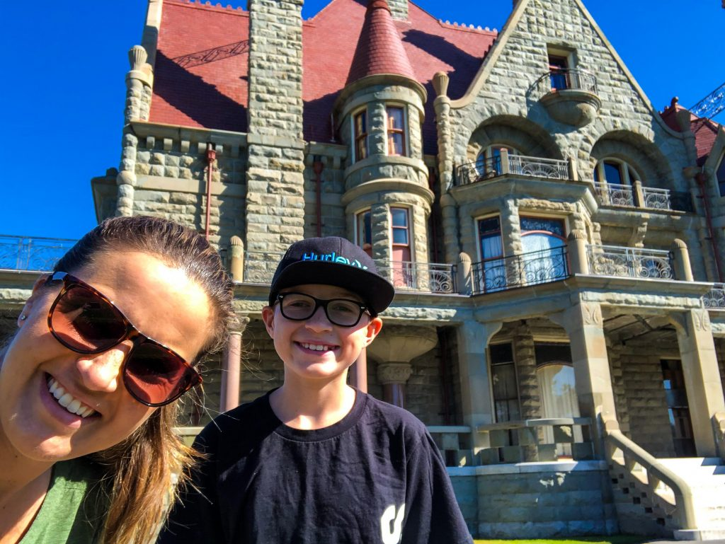 Find out all the fun things to do in Victoria with Kids! Everything to make your family trip to Victoria easy and simple with kids. Including Waterfront Harbour, Fisherman's Wharf, whale watching, Butchart Gardens, harbour ferry rides, Oak Bay, Chinatown, Royal BC Museum and more! Things to do in Victoria that the kids want to do! #explorevictoria #victoria #victoriabc #explorebc #vancouverisland #canada #hellobc