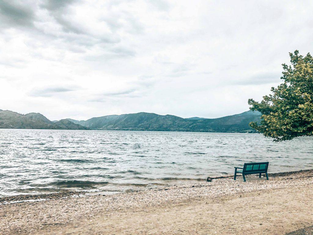 Looking for the best Okanagan beaches to visit? These are the top beaches to visit in the Okanagan with some beaches in Kelowna, Penticton, and Peachland on Okanagan Lake and others at Kalamalka Lake and Skaha lake. All the best beaches in the Okanagan you need to visit this summer! #explorebc #hellobc #bcparks #osoyoosbc #exploreokanagan #bcbeaches #explorecanada #okanagan